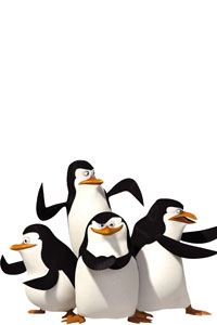 "The penguins consist of four members in Madagascar. Skipper is the leader with a secret agenda of escaping the New York City Central Park Zoo with his fellow agents and being free in Antarctica. It is apparent the he has no idea what is expected of the penguin species by humans aside from ""smile and […]"